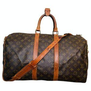 Louis Vuitton Keepall Bandouliere 45 Bag 11438